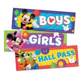 Mickey Mouse Clubhouse® Hall Passes, Set of 3