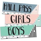 Simply Sassy Hall Passes