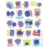 Grape Scented Stickers
