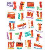 Bacon Scented Stickers