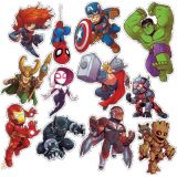 Marvel™ Super Hero Adventure 2-Sided Deco Kit