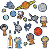 Peanuts® NASA 2-Sided Deco Kit