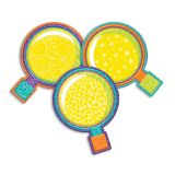 Color My World Magnifying Glass Assorted Paper Cut Outs