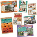 Smithsonian® What Makes a Dino a Dino? Bulletin Board Set