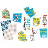 Reading Goal Kit Bulletin Board Set