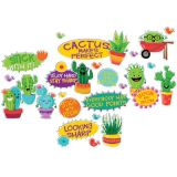 A Sharp Bunch Encouraging and Positive Words Mini Bulletin Board Set
