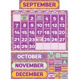 Positively Paisley Calendar Set