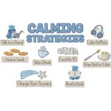 A Close-Knit Class Calming Strategies Mini Bulletin Board Set
