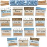 A Close-Knit Class Class Jobs Mini Bulletin Board Set