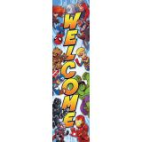 Marvel™ Super Hero Adventure Welcome Banner