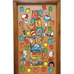 Dr. Seuss™ Reading All-In-One Door Decor Kit
