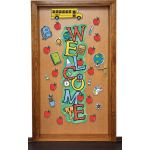 Back to School Welcome All-In-One Door Decor Kit