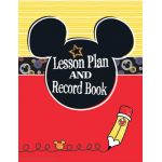 Mickey Color Pop! Lesson Plan & Record Book
