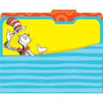 Cat in the Hat™ File Folders, Set of 4