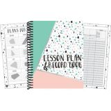 Simply Sassy Lesson Plan & Record Book