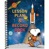 Peanuts® NASA Lesson Plan & Record Book