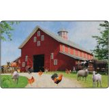 Barn Animals PhotoFun Rug™, 6' x 8'4 Rectangle