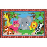Cutie Jungle™ Rug, 5' x 8'