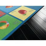 See My Alphabet PhotoFun Rug™, 6' x 8'4