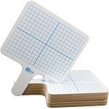 Dry Erase Graphing Paddles, Set of 12