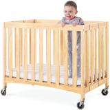 Travel Sleeper® Compact-Size Folding Crib