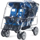 Rain Cover for Quad Sport™/LX4™ Strollers