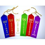 2nd Place Award Ribbon (Red)