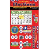 Elections Bulletin Board Set