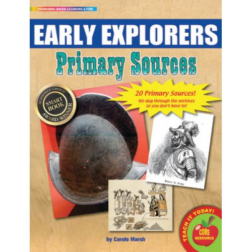 Primary Sources, Early Explorers