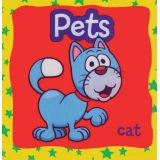 Pets Cloth Book