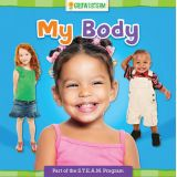 Grow with STEAM Board Book, My Body