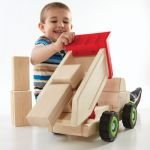 Block Science Big Block Trucks, Dump Truck