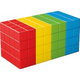 Magicube™ Classroom Set Bulk Pack, 128 Blocks