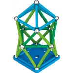 Geomag™ Green Line Colors, 60 pieces