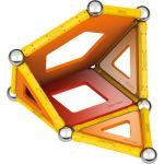 Geomag™ Green Line Panels, 35 pieces
