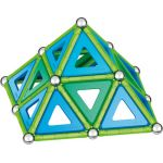 Geomag™ Green Line Panels, 114 pieces