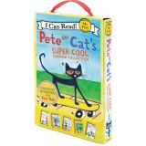 Pete the Cat's Super Cool Reading Collection, 5-Book Set