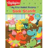 Highlights™ My First Hidden Pictures, Sock Search