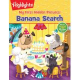 Highlights™ My First Hidden Pictures, Banana Search