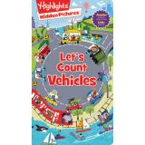 Highlights™ Foldout-Fun Puzzle Books, Let's Count Vehicles