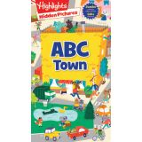Highlights™ Foldout-Fun Puzzle Books, ABC Town
