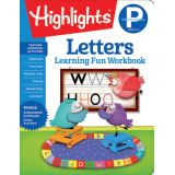 Highlights™ Learning Fun Workbooks, Letters