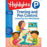 Highlights™ Learning Fun Workbooks, Preschool Tracing and Pen Control