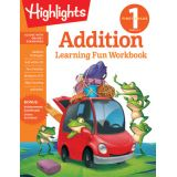 Highlights™  Learning Fun Workbooks, First Grade Addition