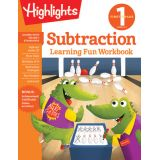 Highlights™  Learning Fun Workbooks, First Grade Subtraction