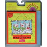 Carry Along Book & CD, Three Little Pigs