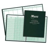 WARD® Combination Class Record and Plan Book (HUB67L and HUB18)