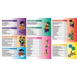 Preschool Progress Reports for Four & Five Year Olds