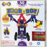 ZOOB-Bot, 50 Pieces