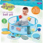 Earlyears Puppy Ball Pit